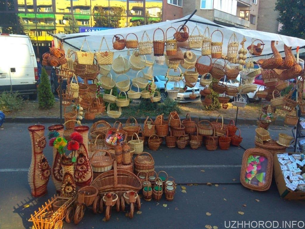 Ярмарок в Ужгороді фото 10