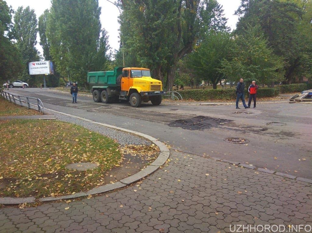 Історична знахідка в Ужгороді.