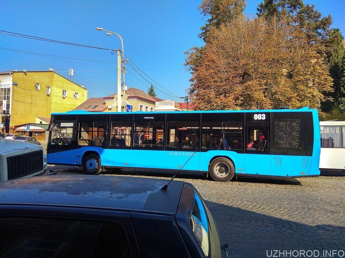 Графік руху автобусів на вихідні 10-11 квітня (ФОТО)