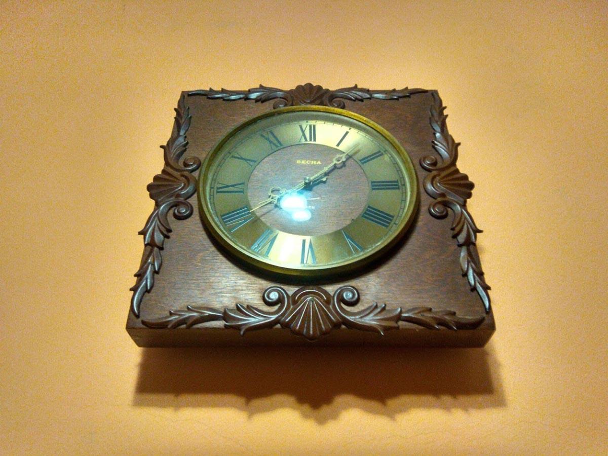 Годинник фото