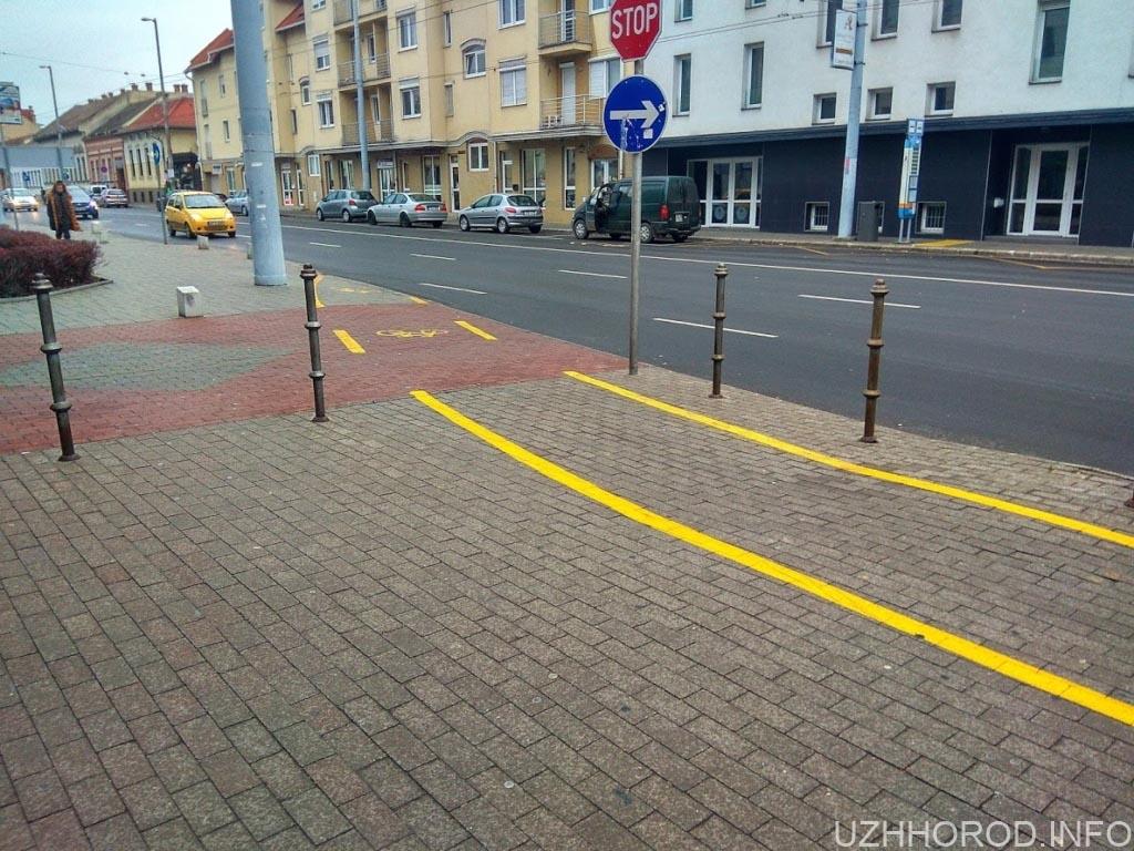 Дебрецен місто велодоріжка