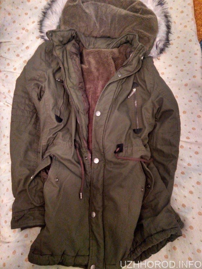 Дебрецен плаза зимова куртка фото