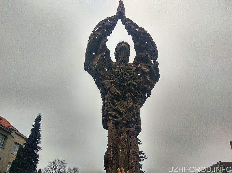 Пам'ятник голодомору фото 124