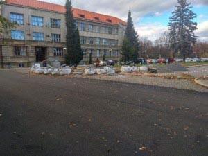 Встановлення пам'ятника жертвам Голодоморів розпочато.