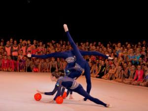 Чемпіонат України з художньої гімнастики
