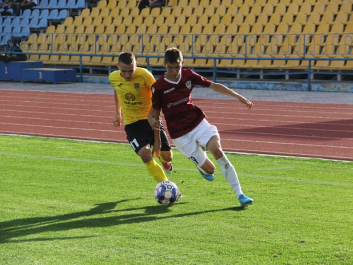 ФК «Ужгород» здобуває три бали в матчі з «Буковиною»