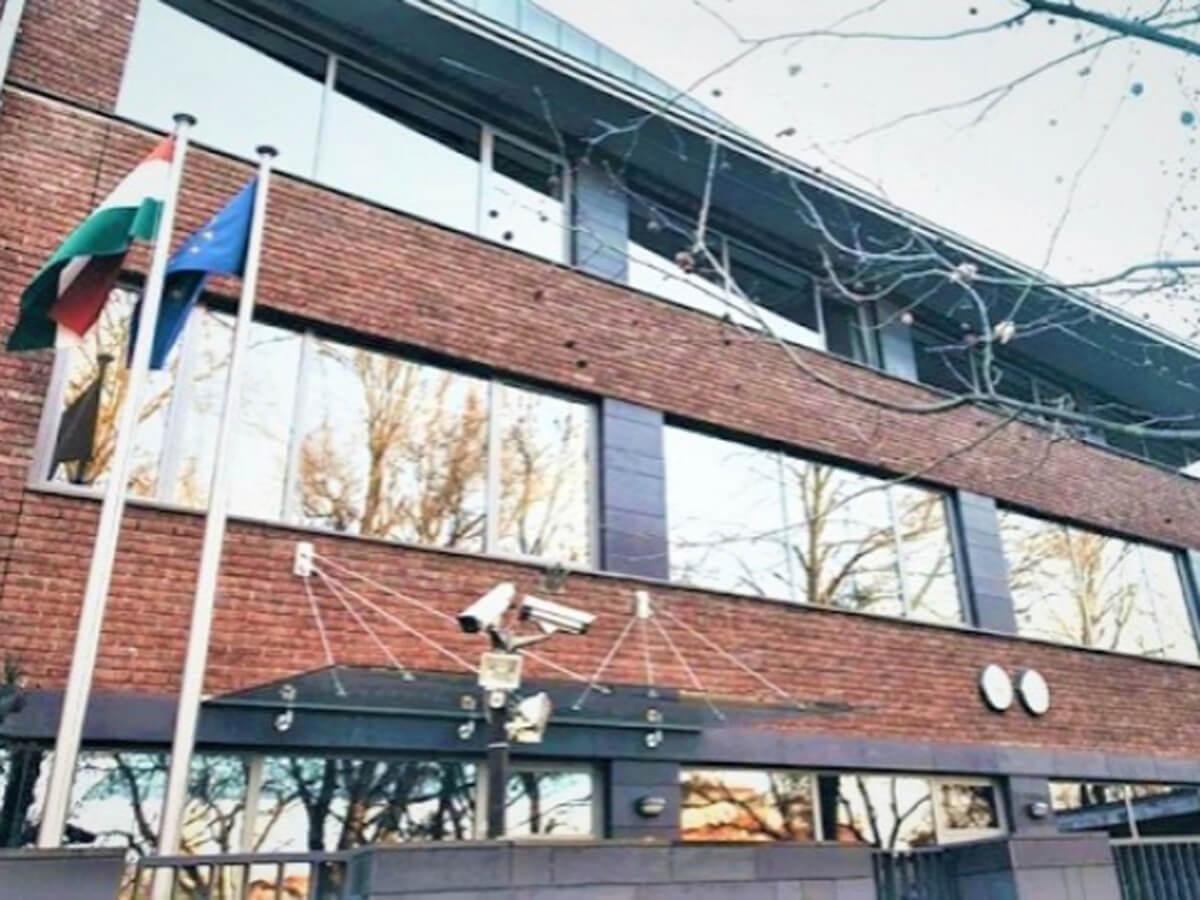 Коли консульство Угорщини на Закарпатті не працюватиме