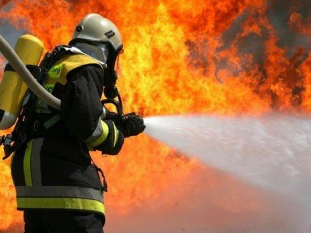 пожежа ужгородська лікарня фото