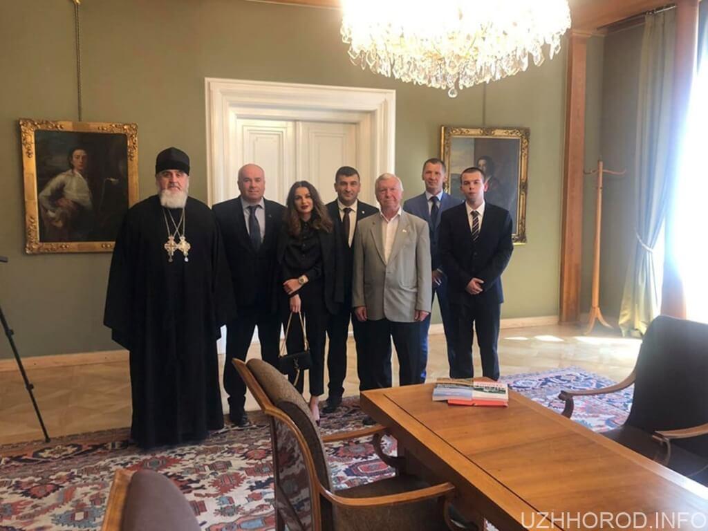 Світова рада русинів засудила зустріч Земана із закарпатськими сепаратистами (ФОТО)
