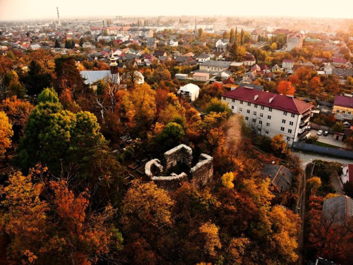 Ужгород церква 1640 фото