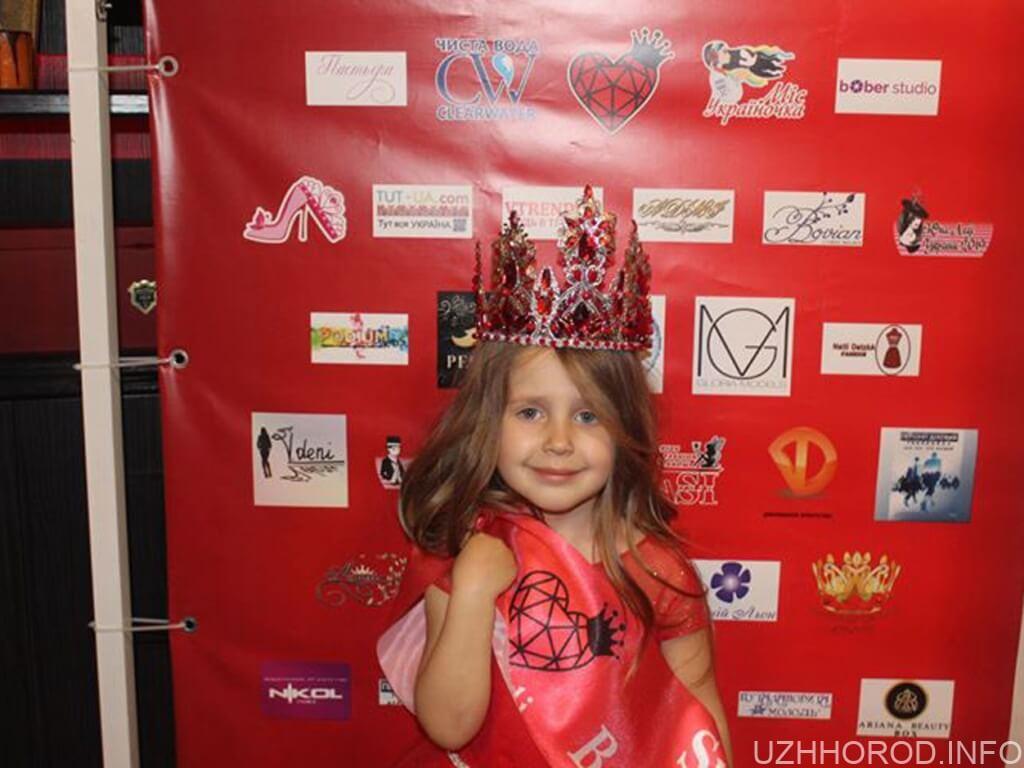 Ужгородка в 4 роки увійшла до енциклопедії «Найвидатніші діти України» (ФОТО)