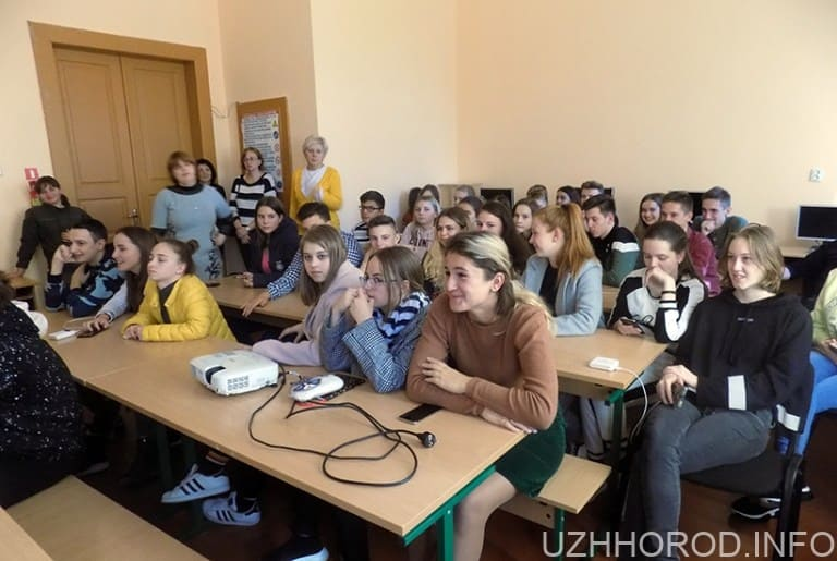 ужгородські школярі навчання 3 фото