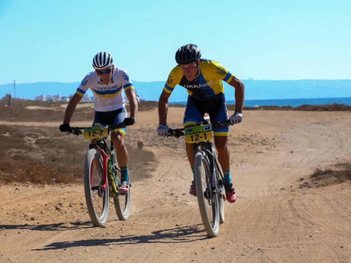 Ужгородці стали учасниками змагань із велоспорту в Ізраїлі