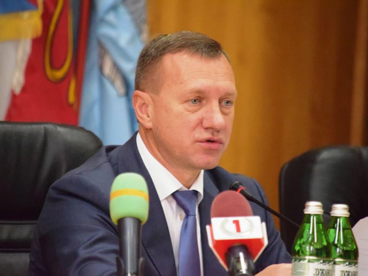Богдан Андріїв мер Ужгорода фото