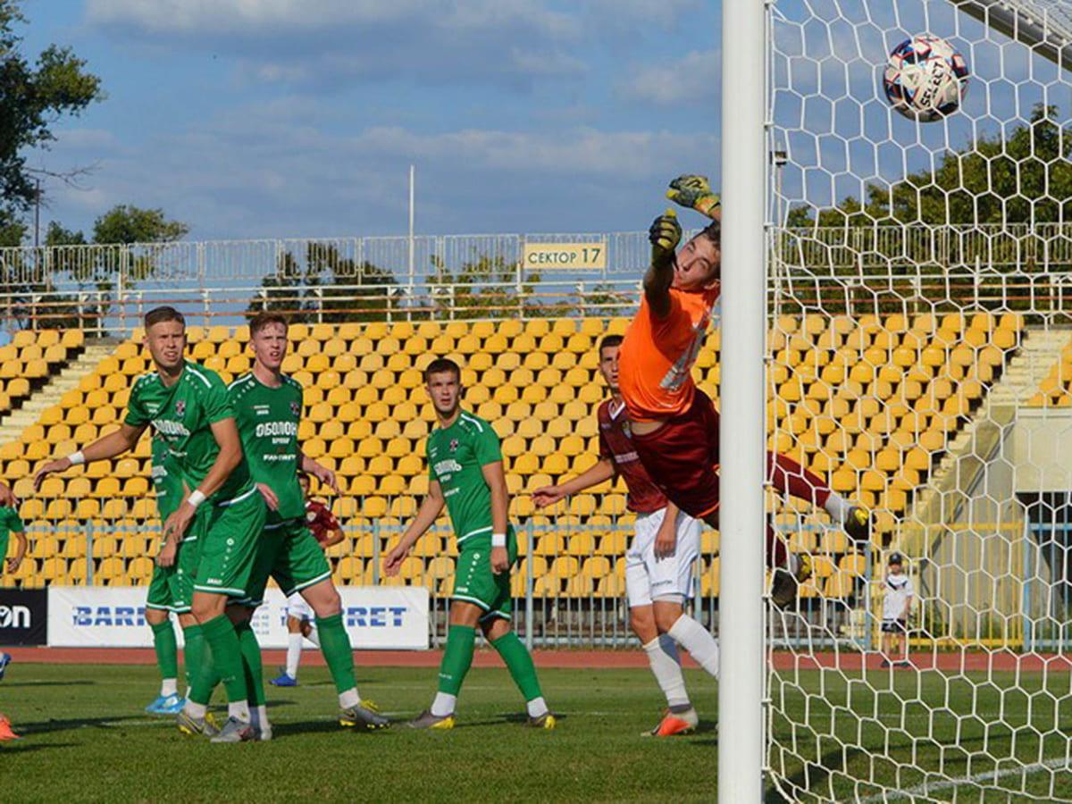 футбол Ужгород Буча фото