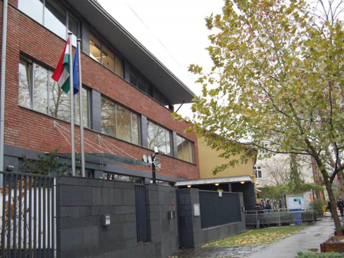 консульство Угорщини вихідний фото