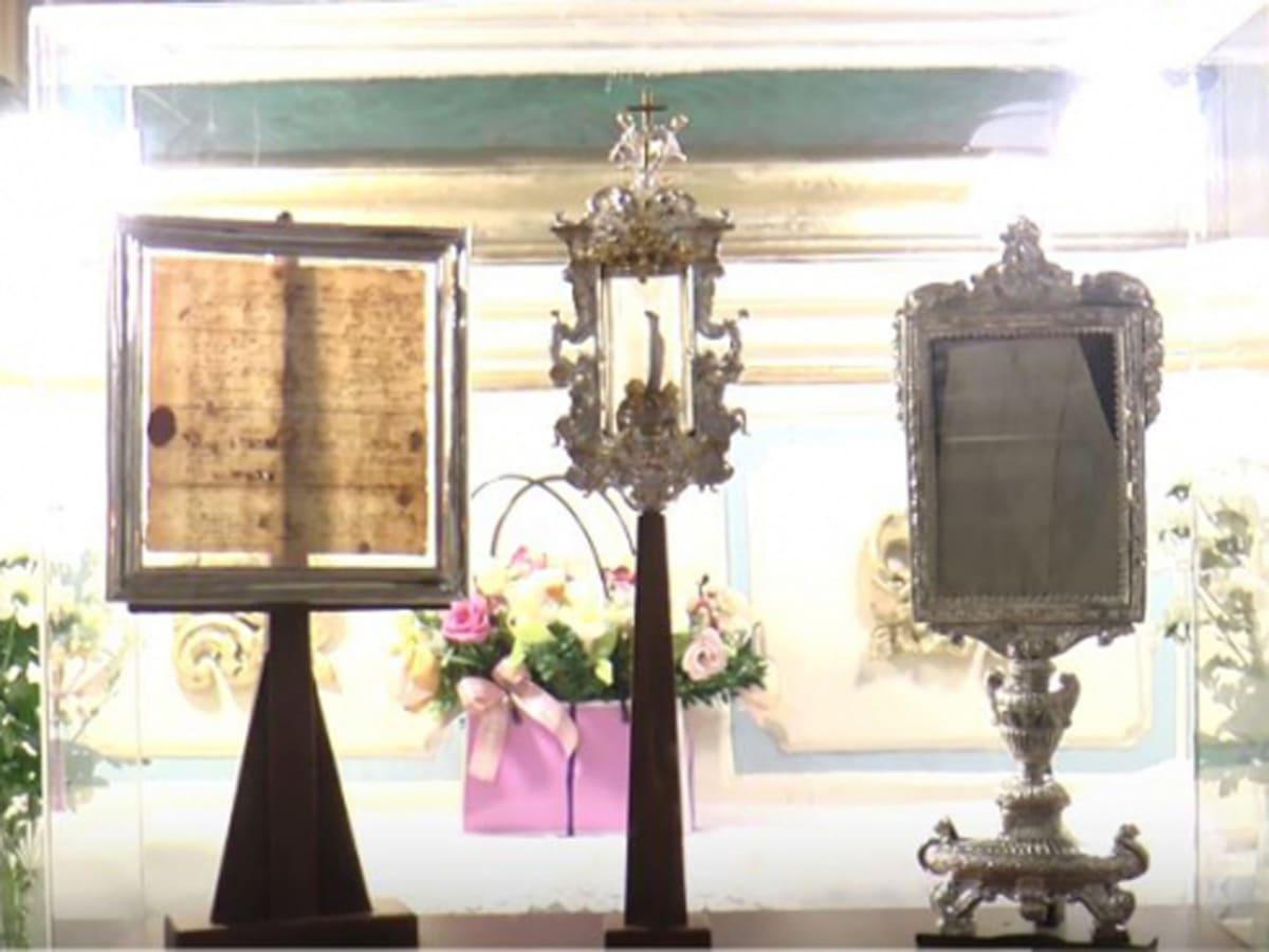 мощі Святого Вікентія фото