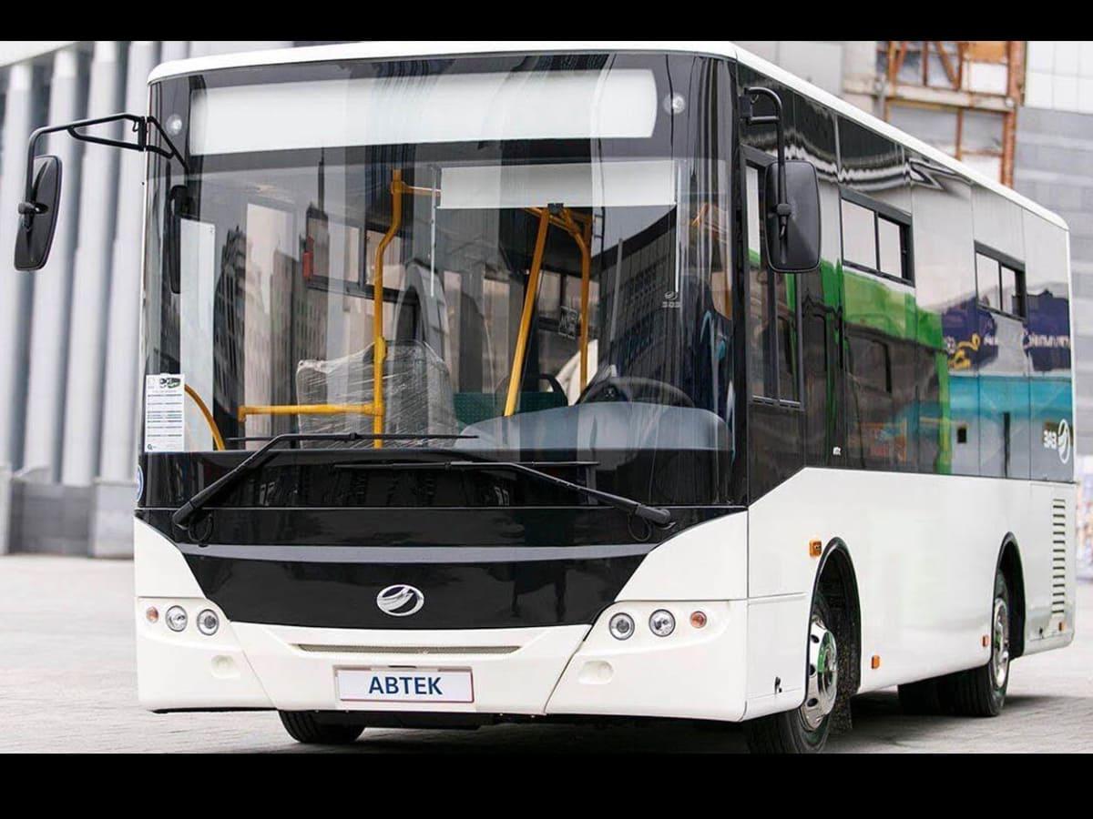 новий автобус анонс Ужгород фото