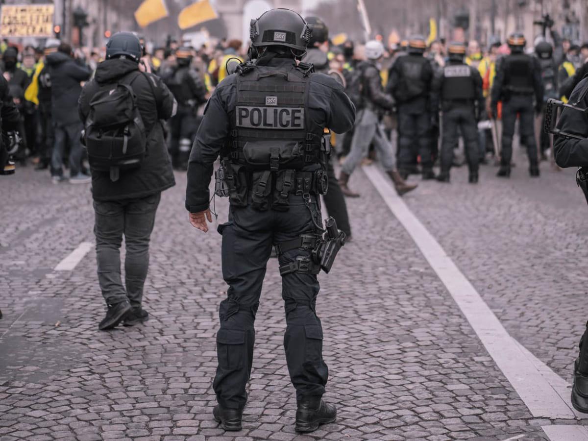 поліція вакансія робота фото