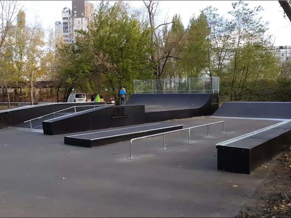 у Боздоші побудують скейт майданчик фото