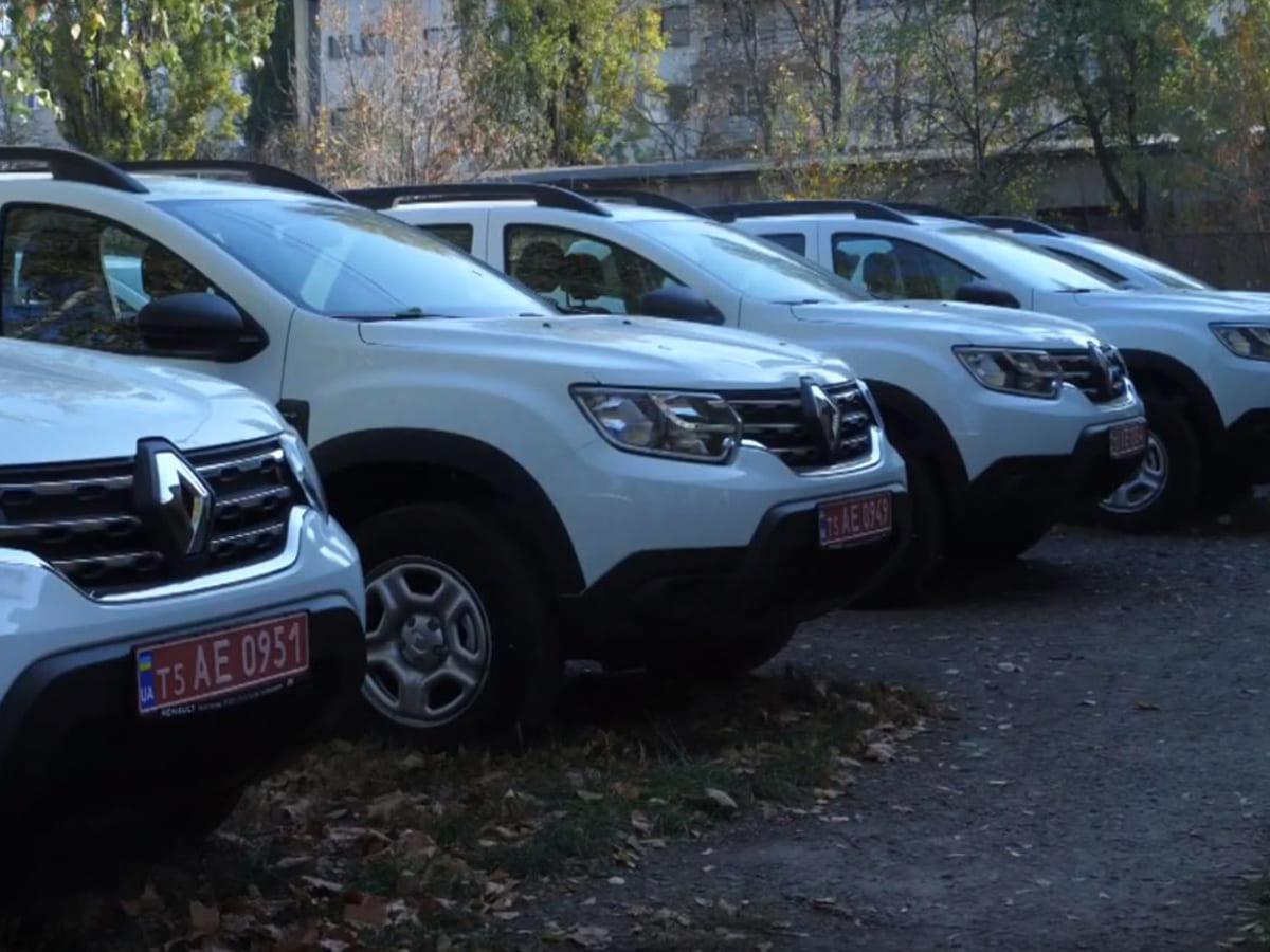 Ужгородські амбулаторії матимуть власні автомобілі «швидких» (ВІДЕО)