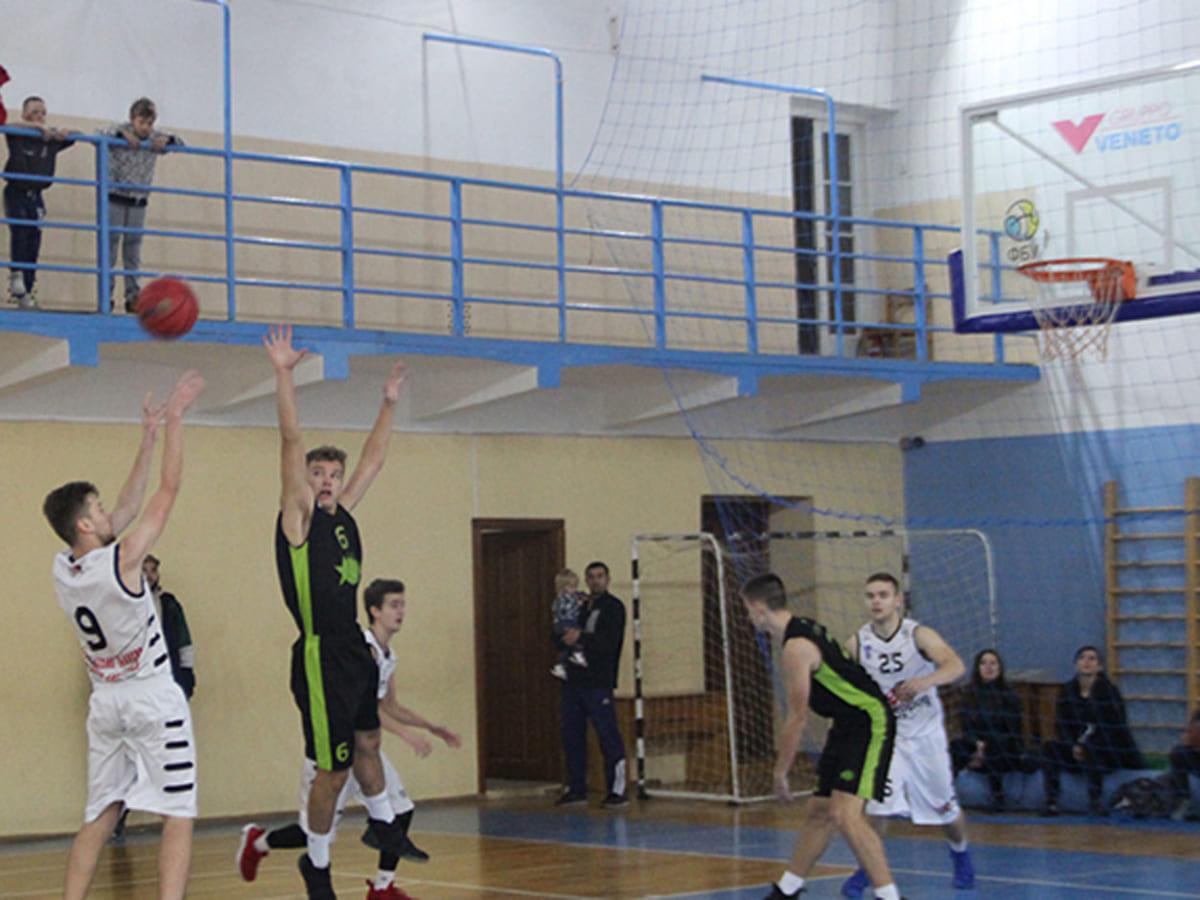 В Ужгороді будуть змагатись баскетболісти