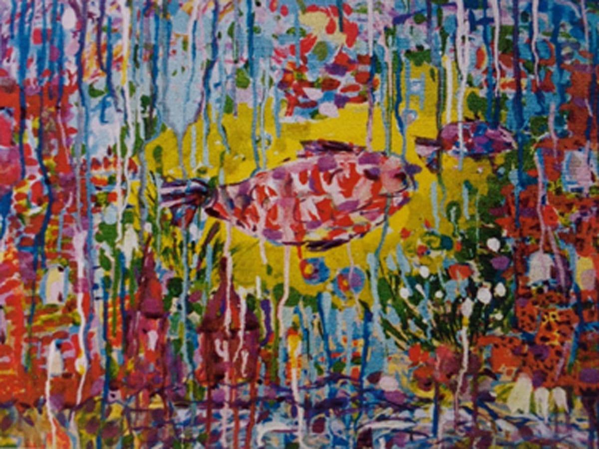 Виставка творів юних митців (АНОНС)
