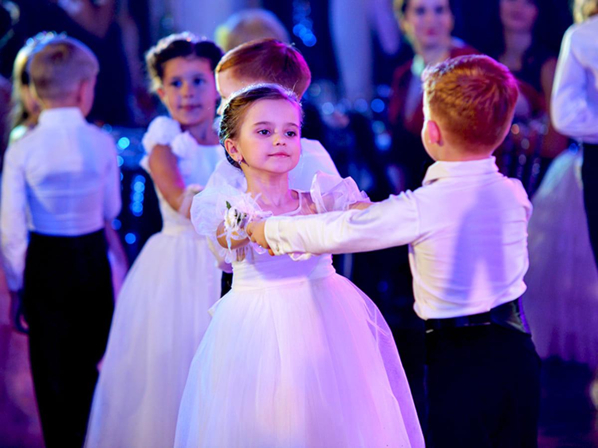 Завтра відбудеться щорічний дитячий Віденський бал (АНОНС)