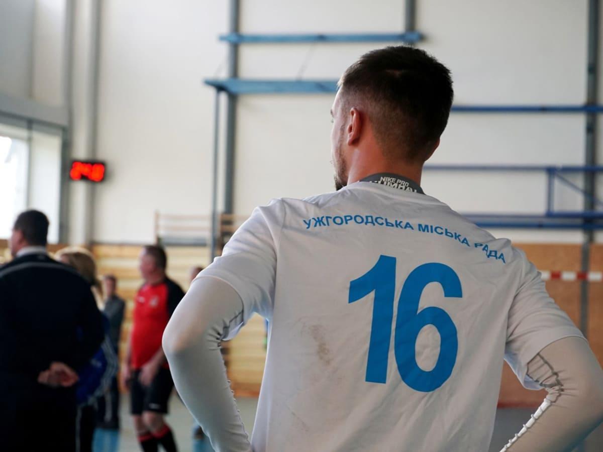Ужгородці – другі на міжнародному футбольному турнірі