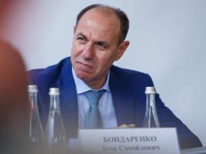 І. Бондаренко опинився на останній сходинці рейтингу