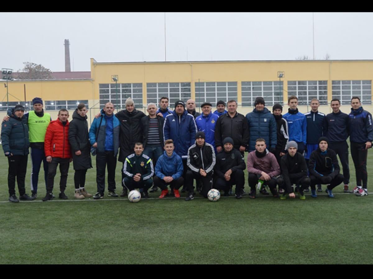 Юні арбітри Ужгорода перемогли в турнірі з футболу