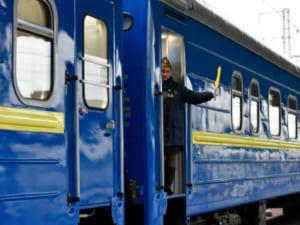 Швидкісний потяг з Ужгорода до Одеси