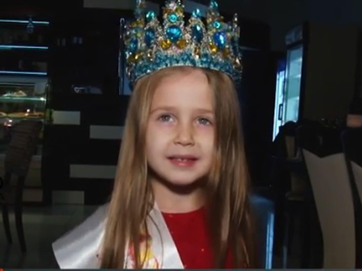 4-річна дівчинка з Ужгорода стала Мініміс України-2019 (ВІДЕО)