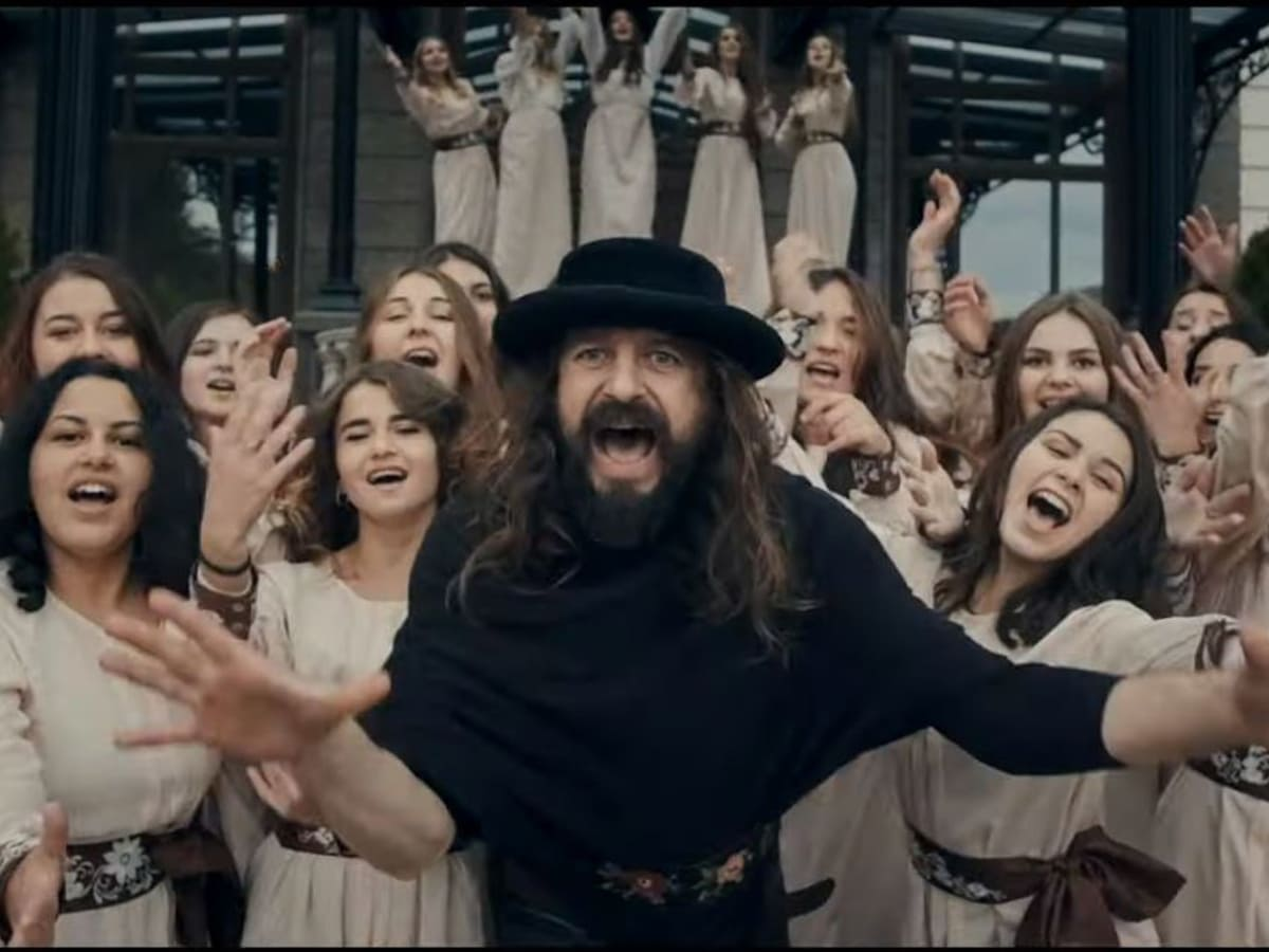 Rock-H: новий кліп з хористками Ужгородського Інституту культури (ВІДЕО)