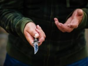 52-річний військовослужбовець отримав ножові поранення
