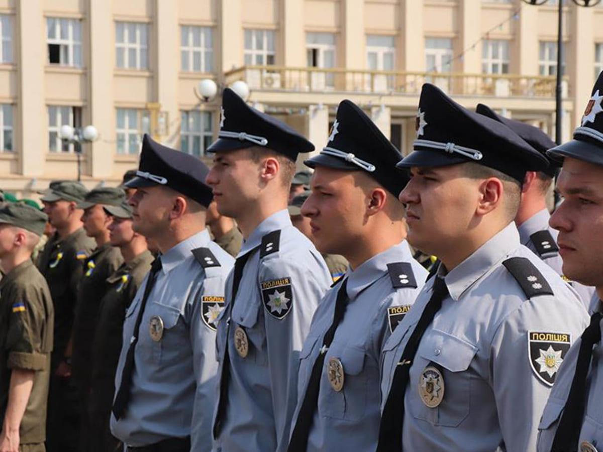 поліція запрошує на роботу фото