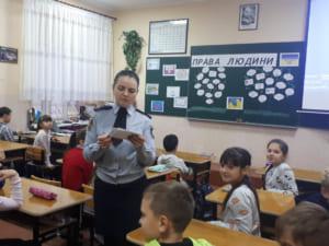 Школярам розповіли про права та обов'язки дітей