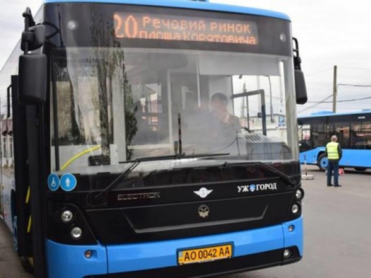 збільшено кількість автобусів фото