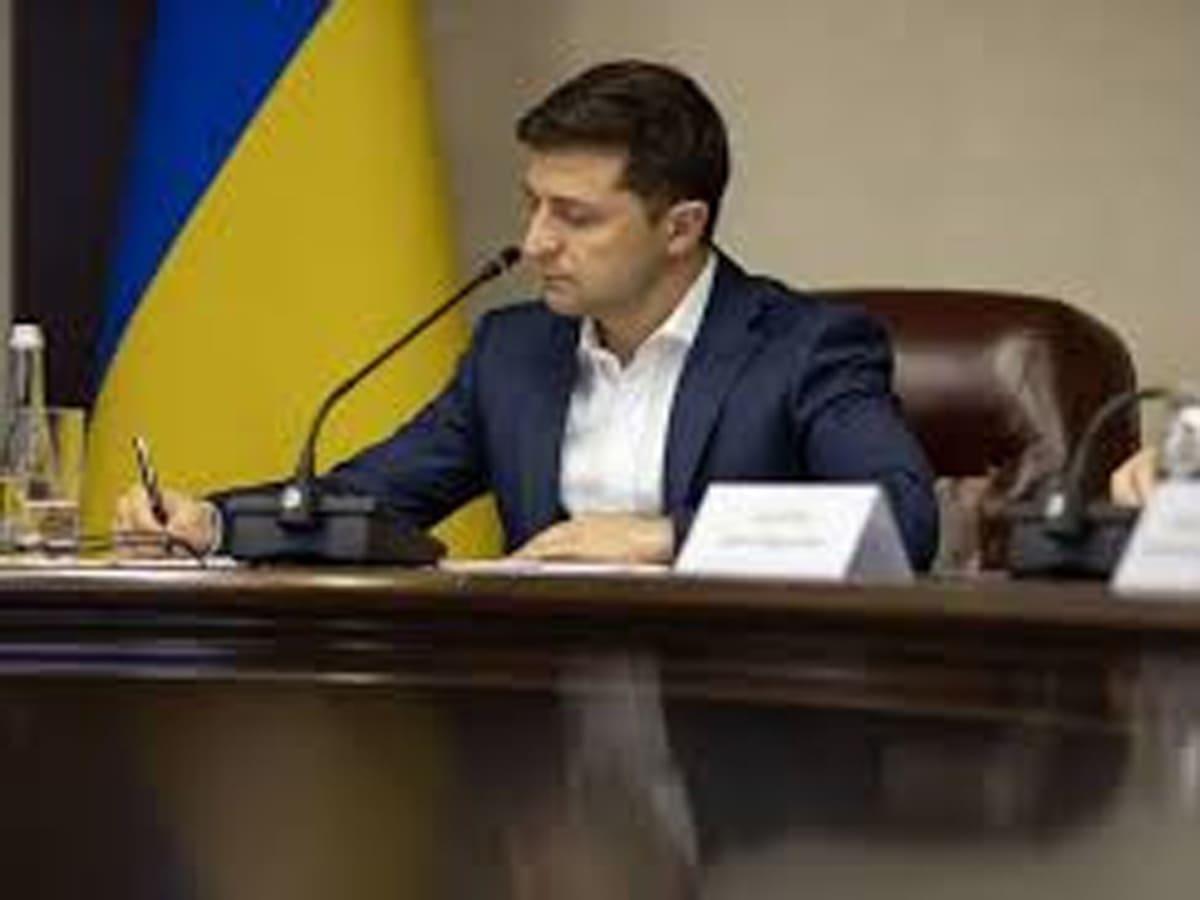 Зеленський звільнив керівника ОДА фото