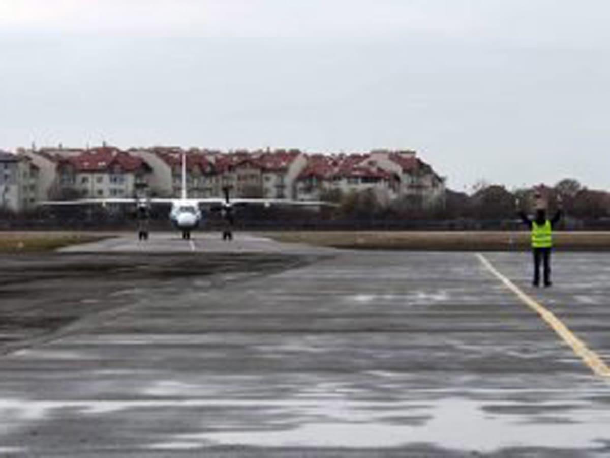 Для відновлення роботи аеропорту виконані всі умови