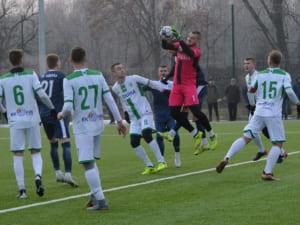 ФК «Ужгород» розгромив у спаринзі словацький «Татран U-21»