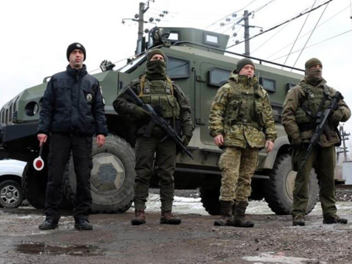 Нацгвардія патрулюватиме в Ужгородському районі