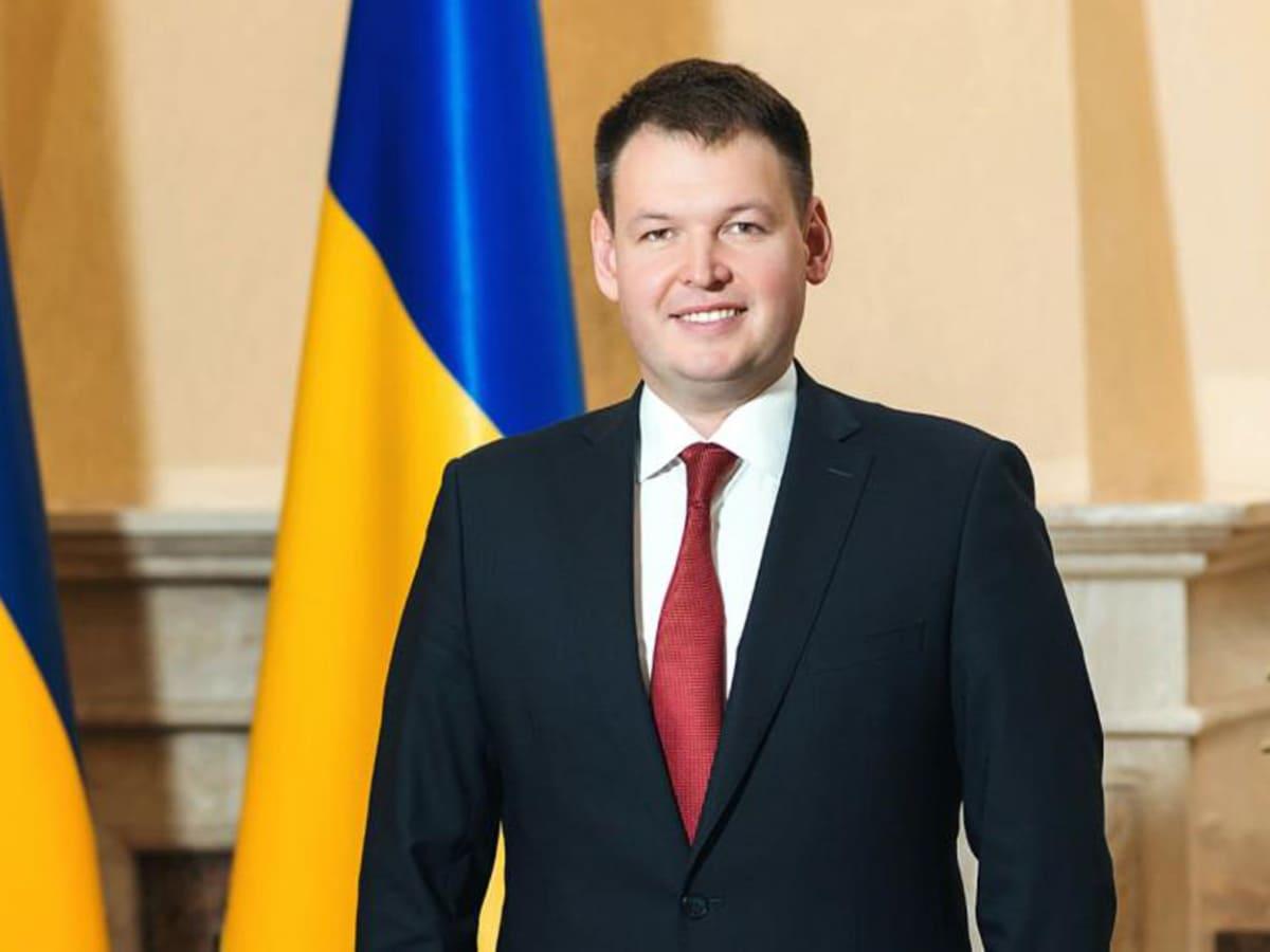 Олексій Гетманенко виконуючий ОДА фото