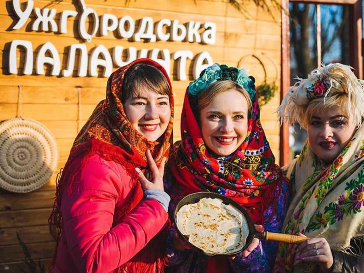 програма фесту Ужгородська палачінта фото