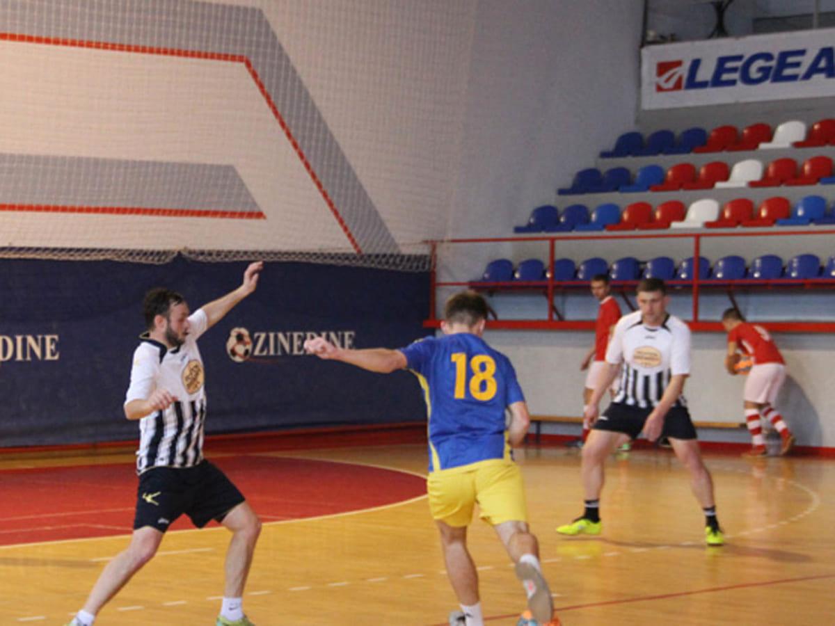 Стартував 9-й тур Ужгородської футзальної ліги