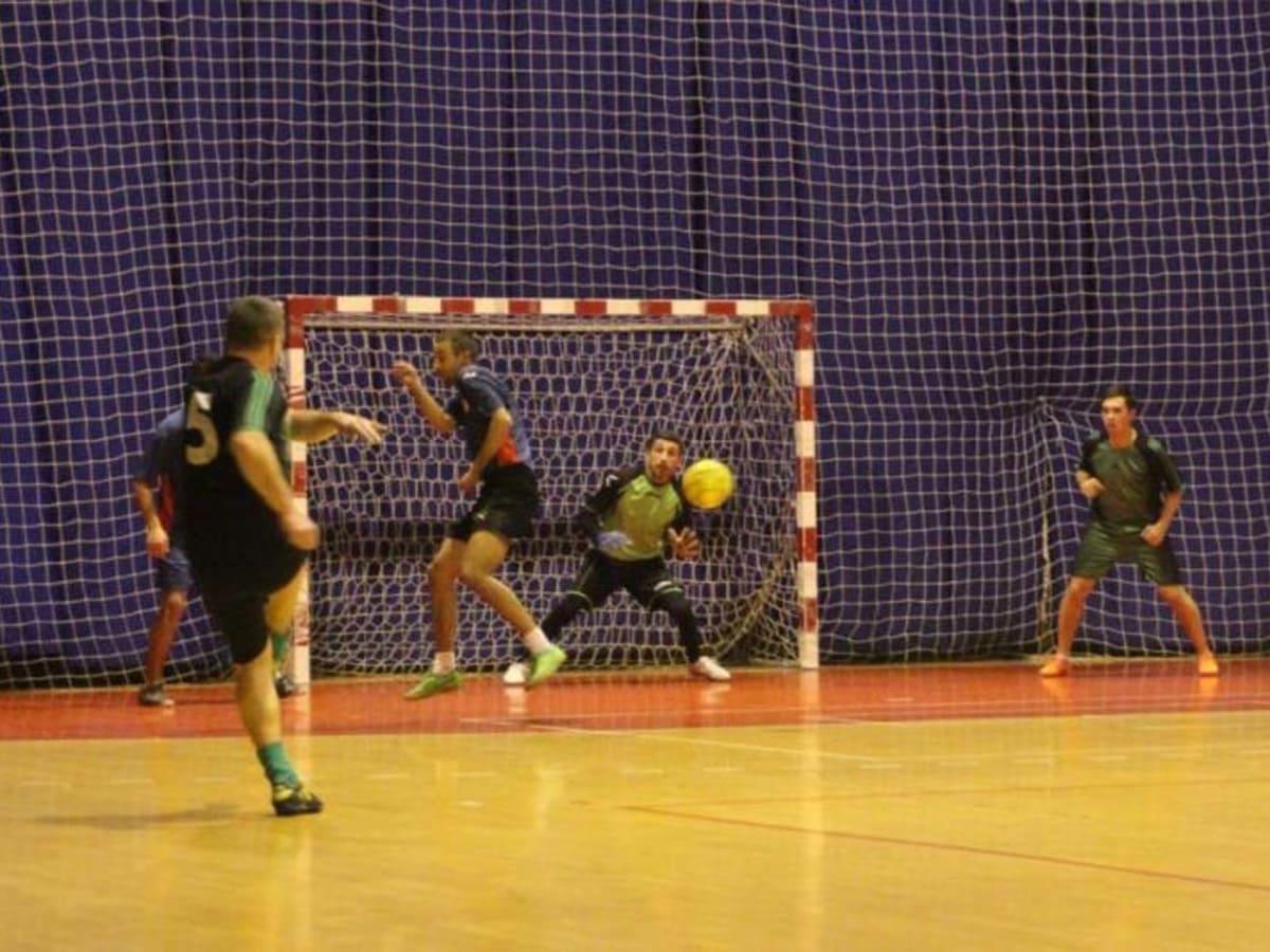 На вихідних відбудеться турнір з міні-футболу (АНОНС)