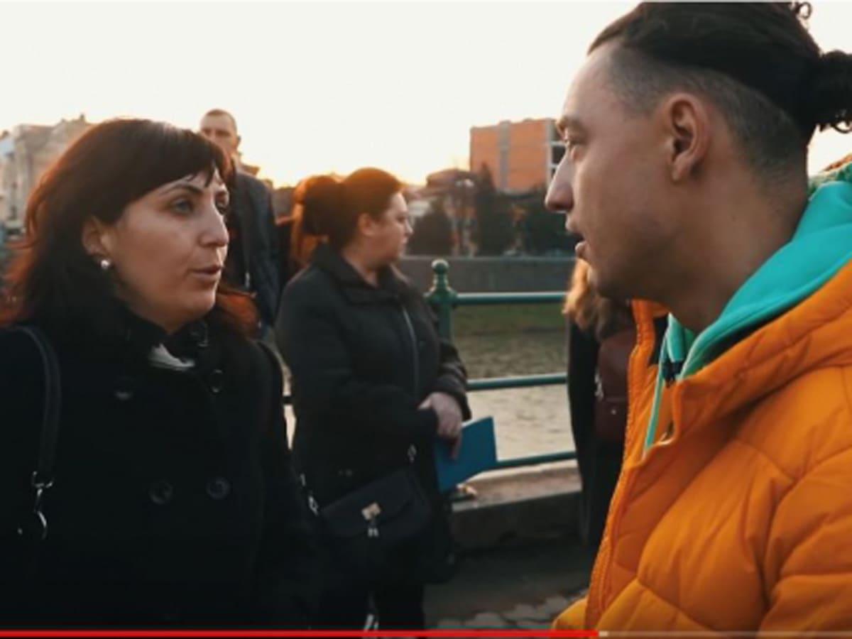 Ведучий відомої програми показав цікавинки Ужгорода (ВІДЕО)