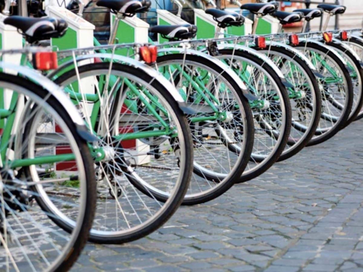 велопрокат локації Ужгород фото