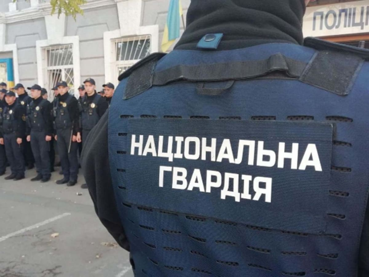 Ґвалтівником дівчини в Ужгороді виявився колишній нацгвардієць фото