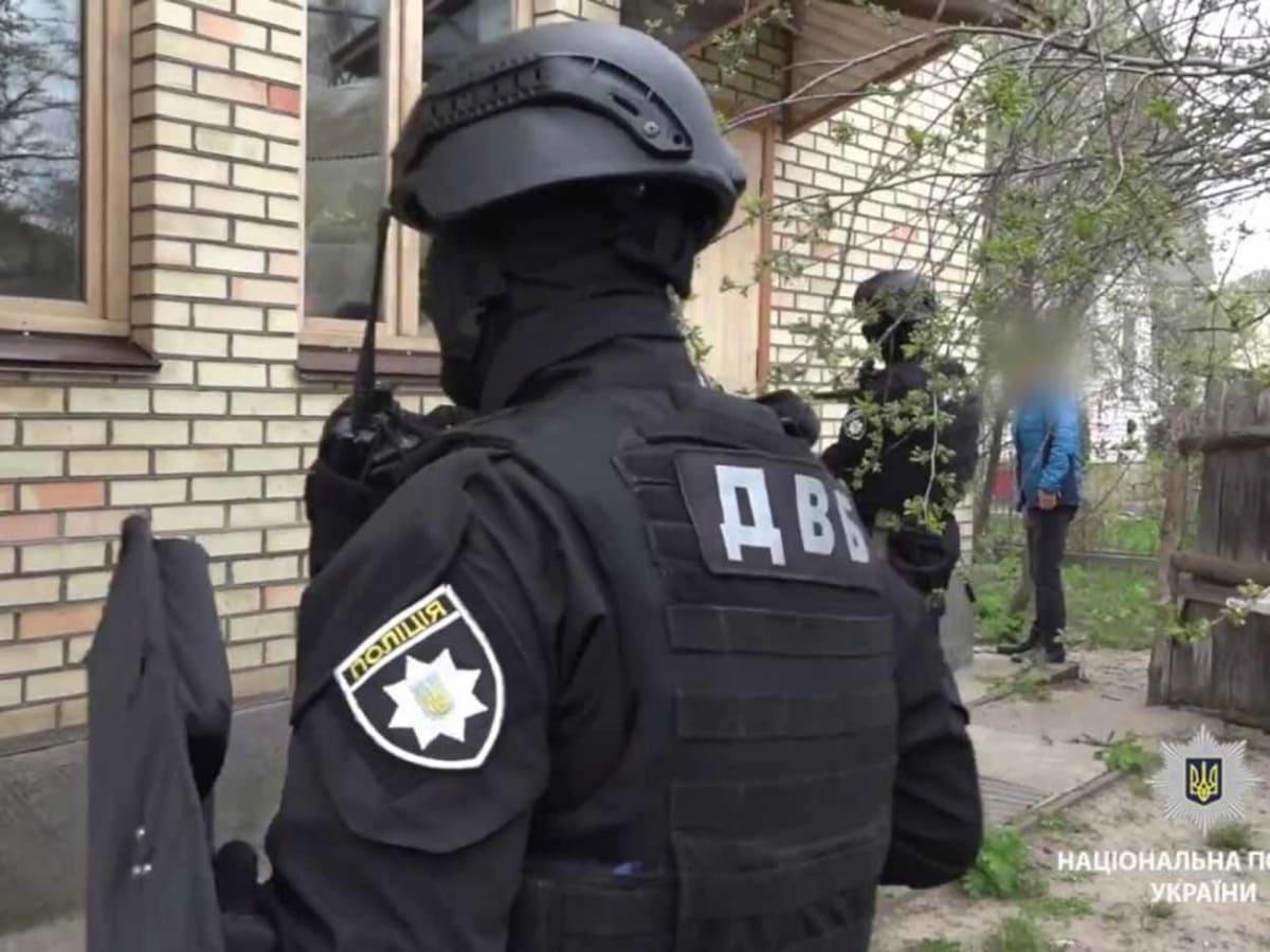 Обшуки у помешканнях депутата Михайла Чурила та Андрія Стрижака фото